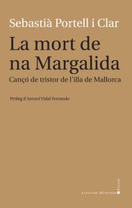 Portada del llibre 'La mort de na Margalida'