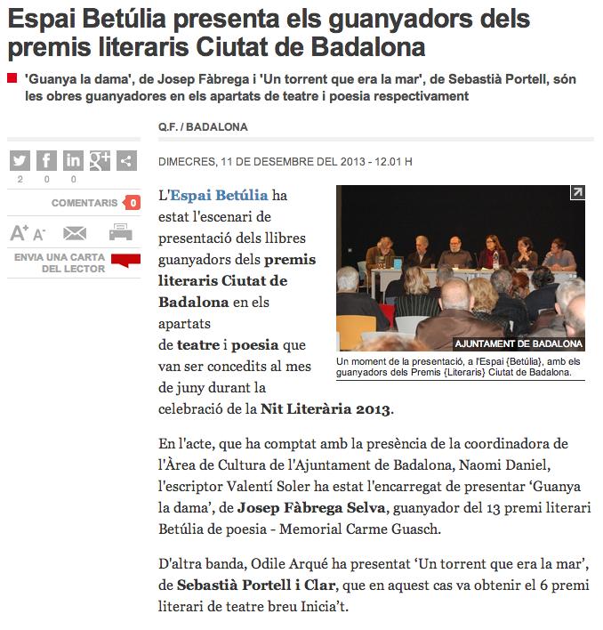 El Periódico Badalona